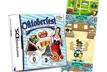 "Nintendo-Spiel ""Oktoberfest - The Official Game"""